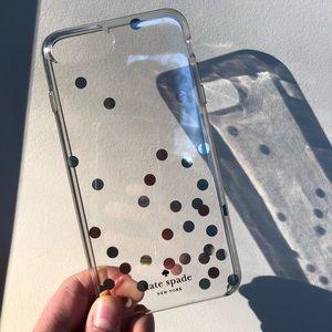 iPhone 7/8 plus Kate spade case